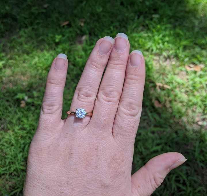 Engagement Ring regret? - 1