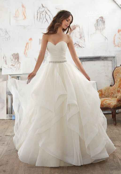 Did you end up with the dress you dreamed of? - 1