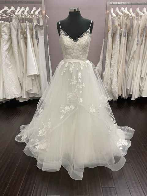 Did you end up with the dress you dreamed of? - 2