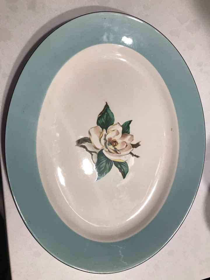 Mismatched China - on the hunt! - 2