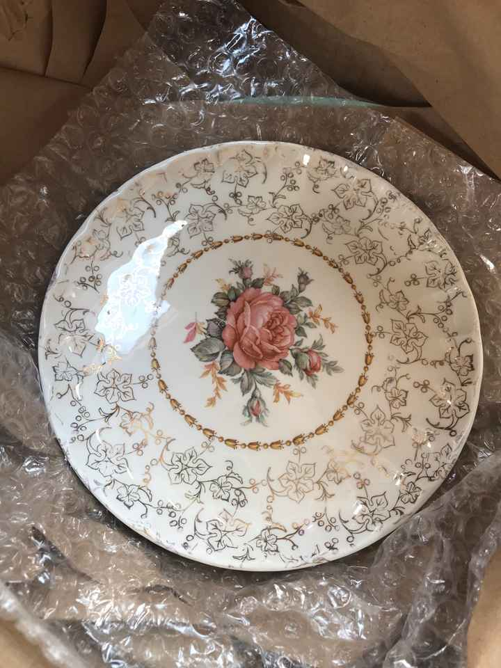 Mismatched China - on the hunt! - 4