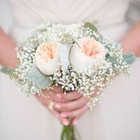 bridesmaid bouq inspiration
