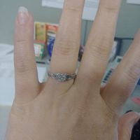 Show me your white gold rings! 💍 - 2