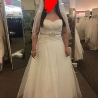 I FINALLY got my dress