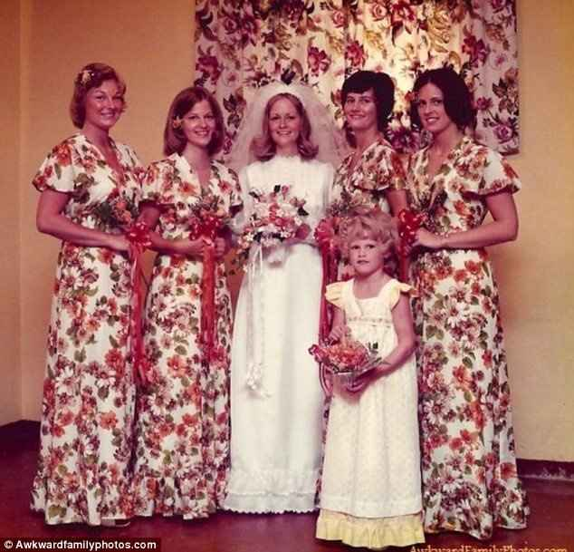 Spin Off: Tacky Weddings(pic included)