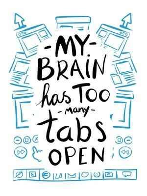 too many tabs
