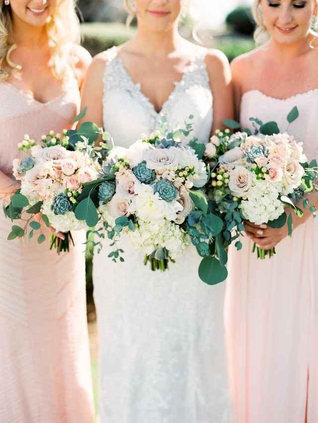 Flower Example (bouquet, color sheme)