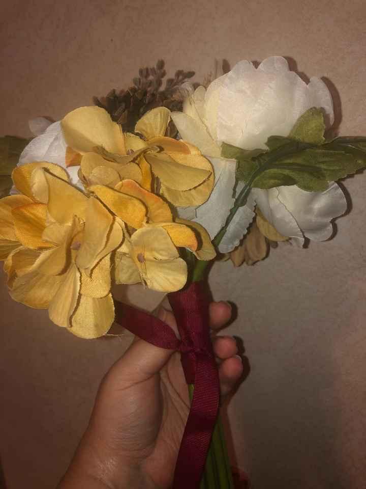 Show us your bouquet! - 1