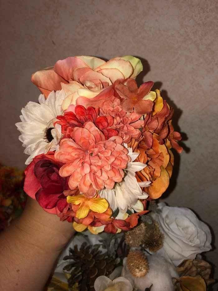 Daisy, Mums, Roses