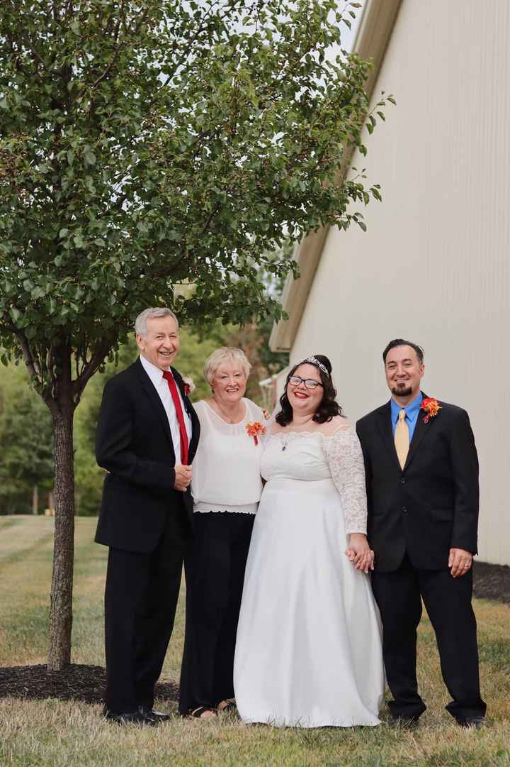 My gorgeous under $1,500 wedding, pro and non pro pics - 12