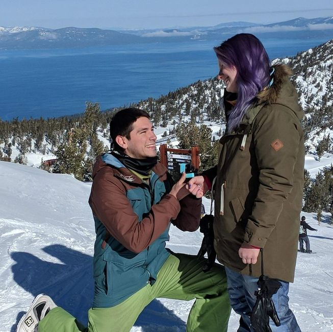 Happy Tuesday ladies! Where did your fiance propose and how? 11
