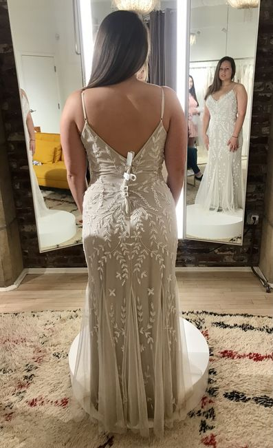 Color and length of veil?? Help! 2