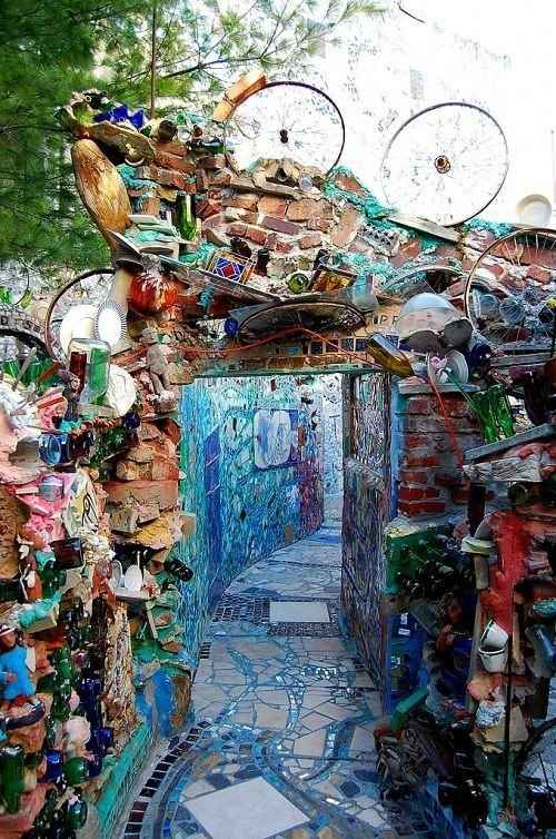 Magic Gardens- Philly