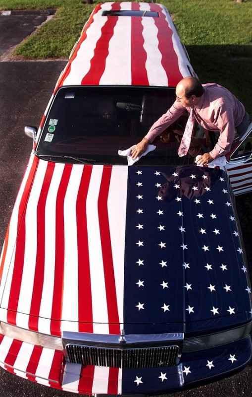 Or full flag?