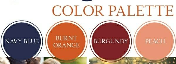 Wedding Colors for Fall Wedding... Ideas? - 1