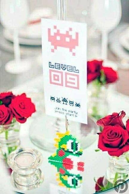 Any tips for a low budget semi-geeky wedding/reception? - 2