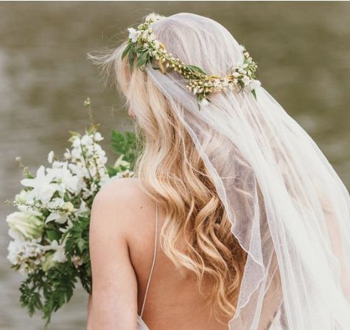 Flower Crown and Veil 9