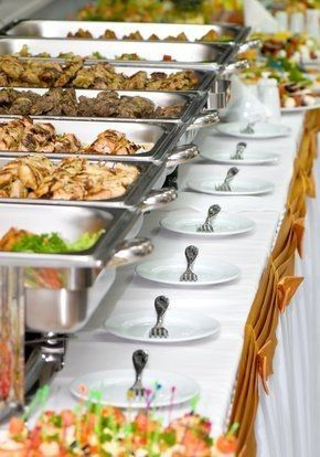 Your wedding in numbers: how many entree choices? 1