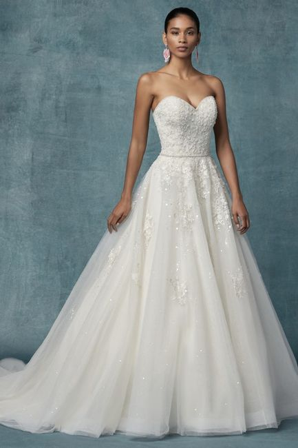 Wedding Dress Designers! Who are you wearing? 1