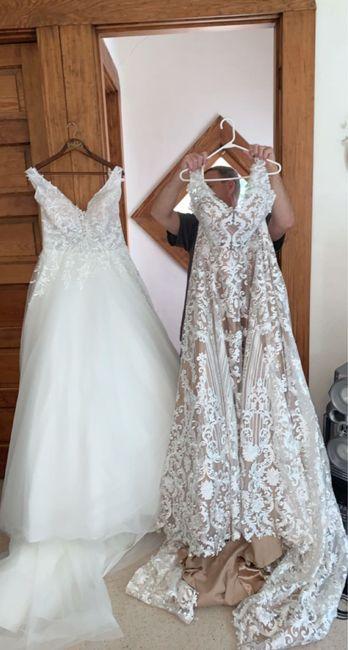 Wedding dress' 1