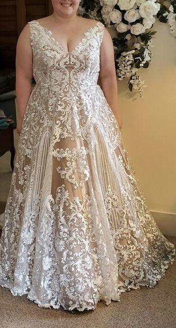 Wedding dress' 3