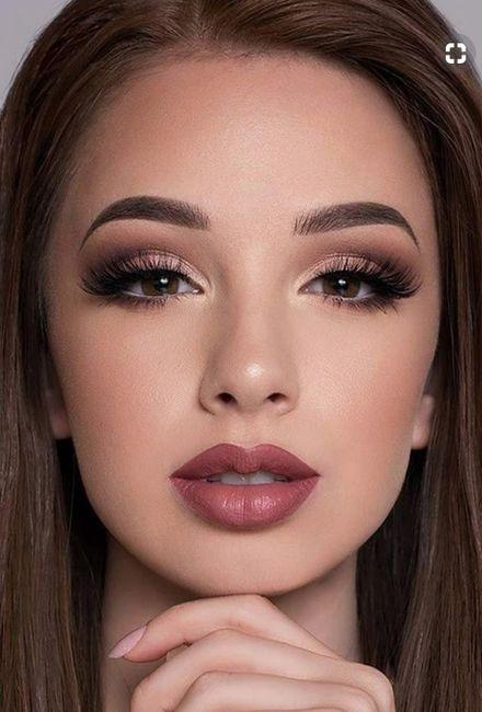Fall makeup Makeup ideas for engagement photos! 1