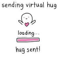 Sending you a huge virtual hug!