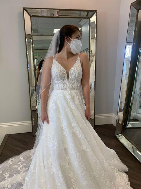 Found the dress! Belt or no belt 1