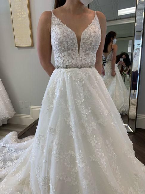 Found the dress! Belt or no belt 2