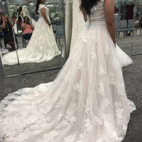 Dress shopping: trip 1 - 4