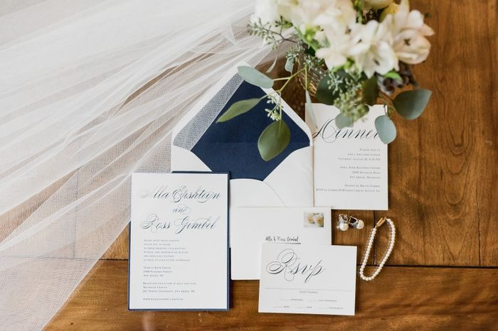 Essential or Extra? - Save the dates 1