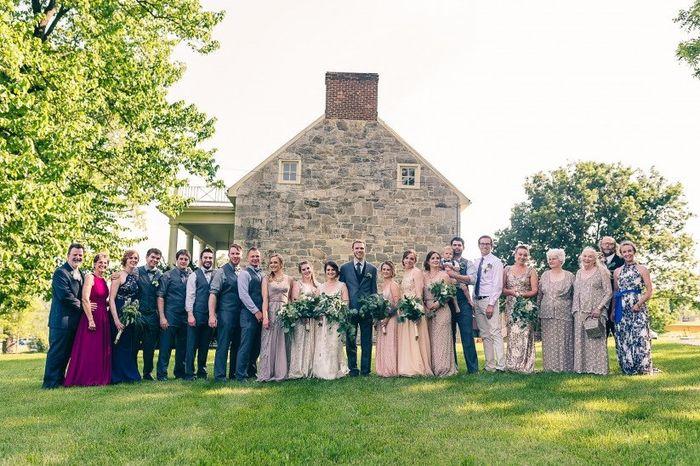 Who has a bigger family? You or your fiancé(e)? 1