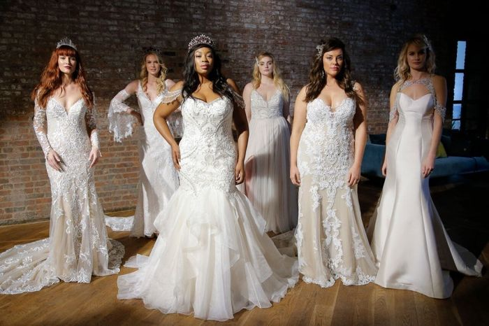 50 Shades of White: What color is your wedding dress? 1