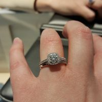 How do you know the ring is the right one?