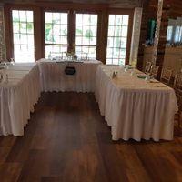 Head Table configuration