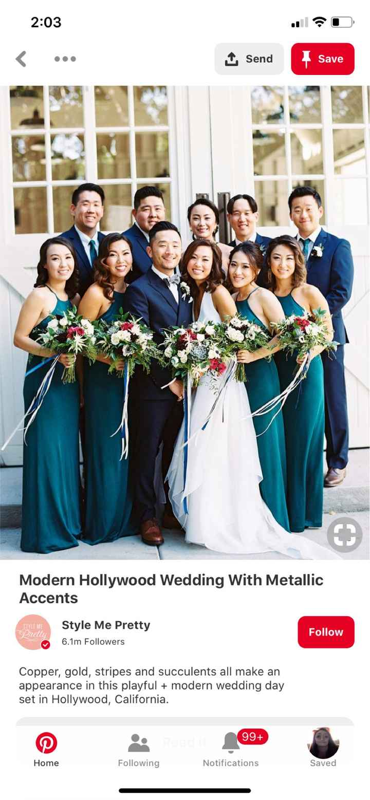 Bridesmaids and Groomsmen Outfits - 1