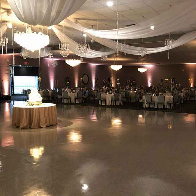 What does your venue look like? - 1