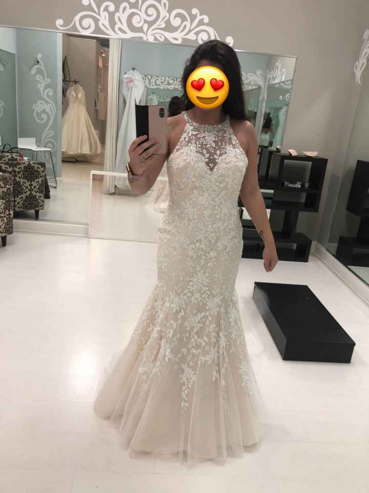 Let me see your dresses! - 1