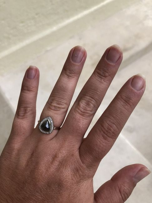 Brides of 2020!  Show us your ring! 7