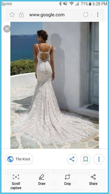 Does Your Dress Have a Train? 13