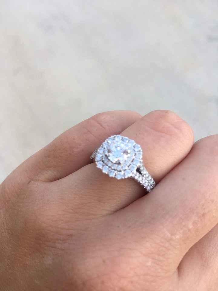 Got my ring back today, still too big :(