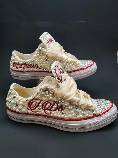 i got my shoes! 4