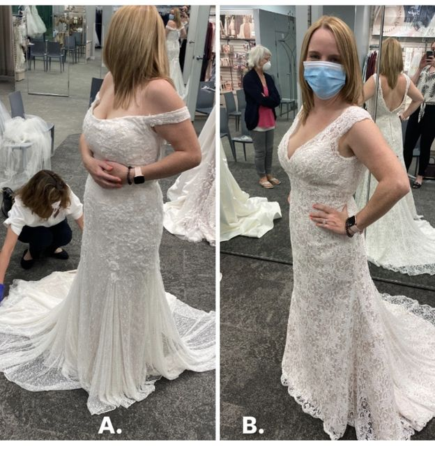 Which dress should i pick?! 1