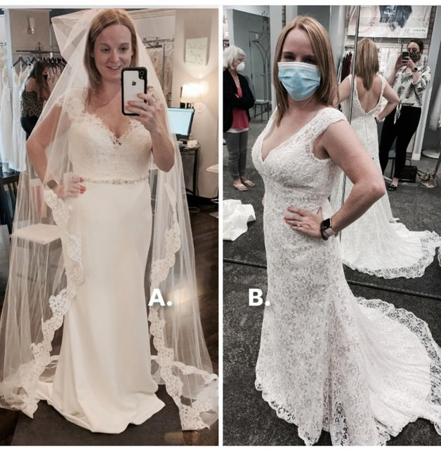 Which dress?! - 1