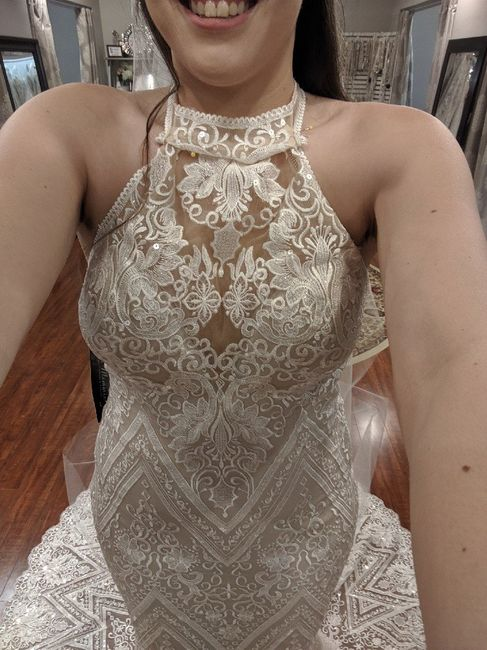 a dress not like the others... 4
