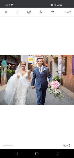 covid wedding photos!! 3