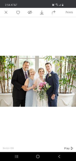 covid wedding photos!! 7