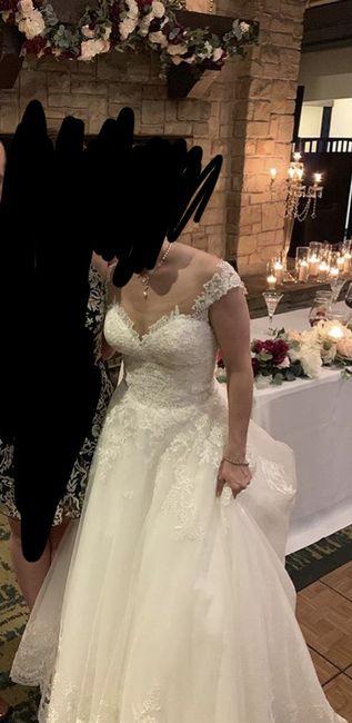 Short brides - Show me your ballgowns! 3