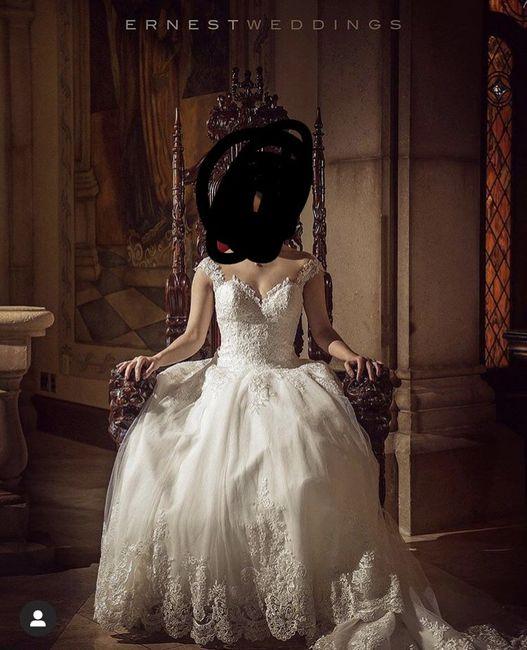 Short brides - Show me your ballgowns! 4