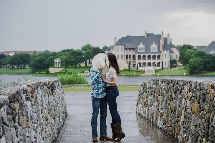 Where are you taking engagement photos? 3